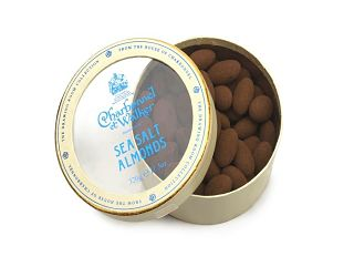 Charbonnel et Walker Sea Salt Almonds
