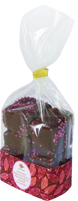 Amarena Cherry Marshmallows in Dark Chocolate