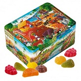 Churchill's Fruit Jelly Noah's Ark Tin