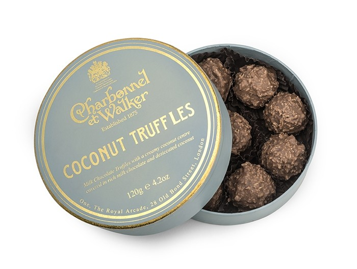 Charbonnel et Walker Coconut Truffles