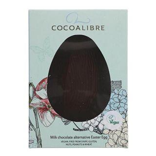 Cocoalibre Original Dairy Free Milk Chocolate with Orange Alternative Easter Egg