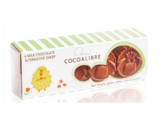 Cocoalibre Milk Chocolate Alternative Sheep