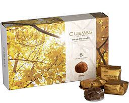 Cuevas Marron Glace Gift Box