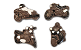 Chocolate Motorbikes Loose