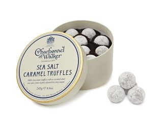Charbonnel et Walker Milk Sea Salt Truffles