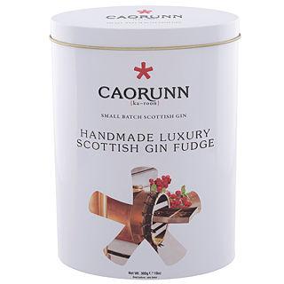 Caorunn Scottish Gin Fudge