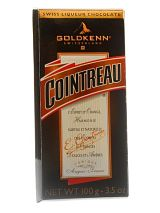 Goldkenn Cointreau Milk Chocolate Bar