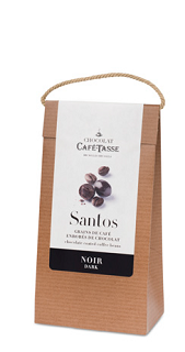 Cafe-Tasse Dark Chocolate covered Coffee Beans
