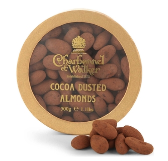 Charbonnel et Walker Cocoa Dusted Almonds