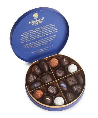 Charbonnel et Walker Dark Chocolate & Truffle Selection