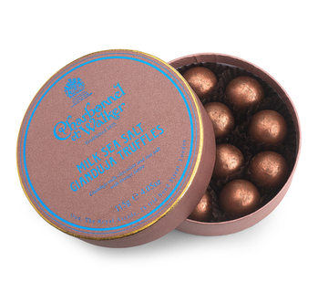 Charbonnel et Walker Milk Sea Salt Gianduja Truffles