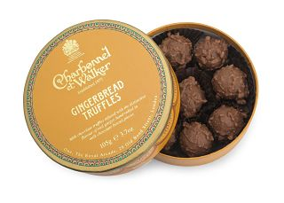 Charbonnel et Walker Gingerbread Truffles