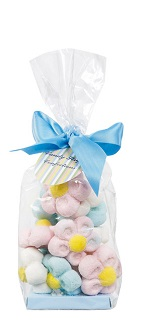 Flower marshmallows in Gift bag (100g)