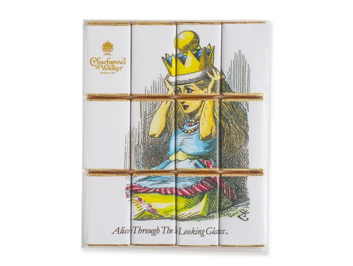 Charbonnel et Walker Alice in Wonderland Chocolate Slims