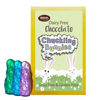 D&D Chocolates Easter Chuckling Bunnies