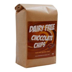 D&D Chocolates Dairy Free Chocolate Chips