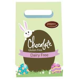 D&D Chocolates Dairy Free Easter Egg
