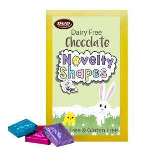 D&D Chocolates Novelty Easter Shapes