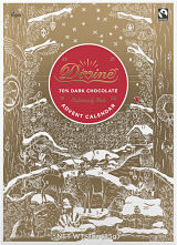 Divine Dark Chocolate Advent Calendar