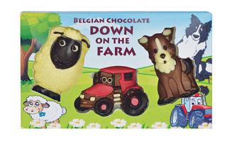 Down On The Farm Chocolate Set