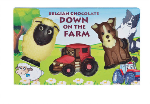 Down On The Farm Chocolate Set