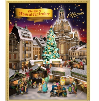 Dresdner German Stollen Advent Calendar