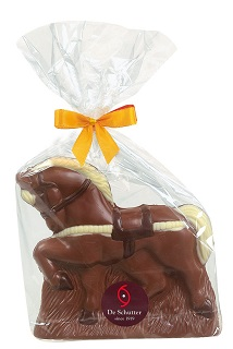 Milk Chocolate Horse