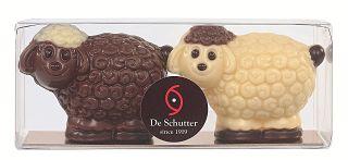 De Schutter Duo of Sheep Gift Box