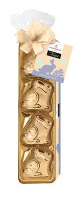 Truffle Easter Bunnies Marc de Champagne