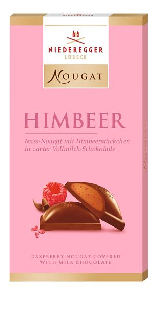 Niederegger Raspberry Bar