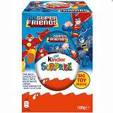 Ferrero DC Super Friends Kinder Easter Egg
