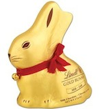 Lindt 500g  Gold Bunny