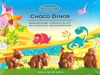 Milk Chocolate Dinosaurs