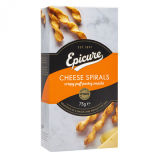 Epicure Cheese Spirals