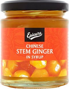 Epicure Chinese Stem Ginger in Syrup