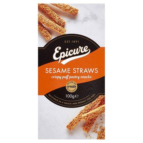 Epicure Sesame Straws