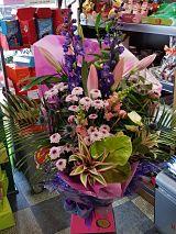 Exotic Pink Arrangement