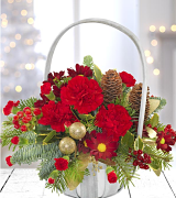 Festivity Basket Arrangement