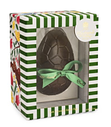 Charbonnel et Walker Dark Chocolate Easter Egg With Dark Chocolates