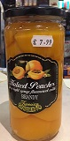 Francisco Moreno Halved Peaches in syrup with Brandy