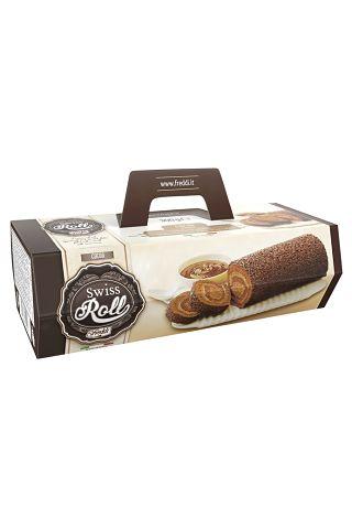 Freddi Cocoa Swiss Roll