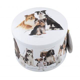 Gardiner's Dog Vanilla Fudge Tin