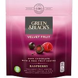 Green & Black's Velvet Fruit Raspberries