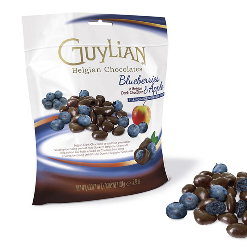 Guylian Dark Chocolate Covered Blueberries