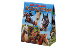 Pouch of Chocolate Horses Heads