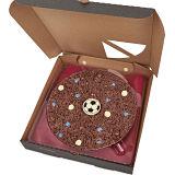"Football Chocolate 10"" Pizza"