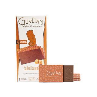 Guylian Salted Caramel Milk Chocolate Bar