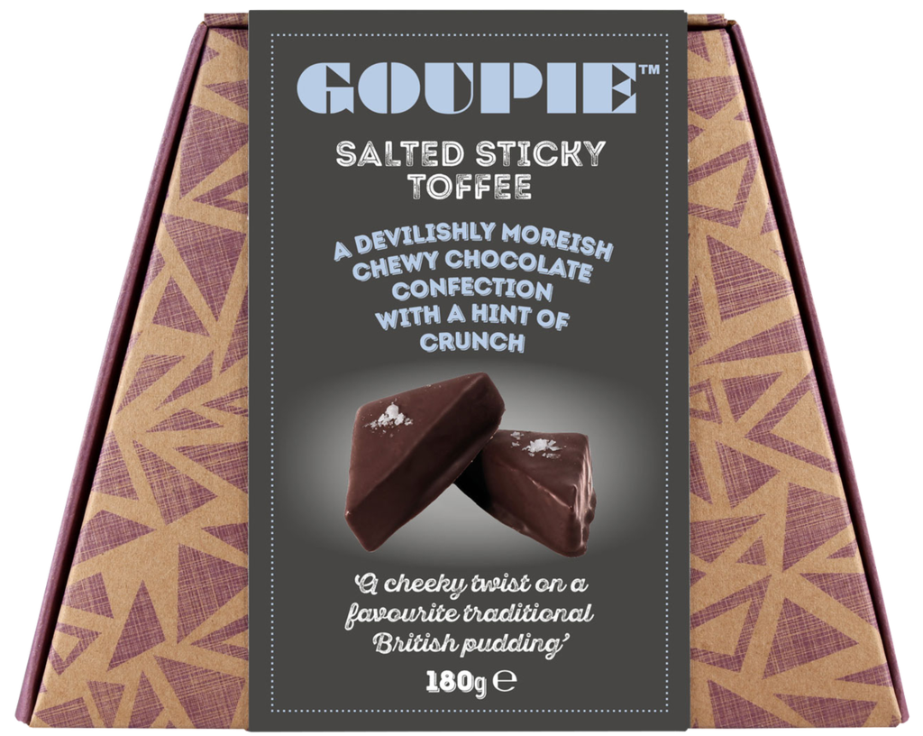Goupie Salted Sticky Toffee