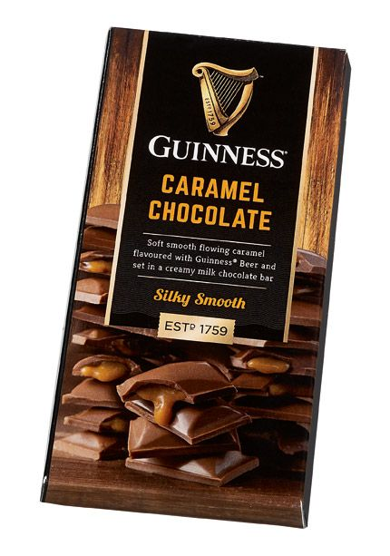 Guinness Caramel Chocolate Bar