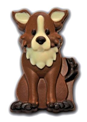 Chocolate Shep The Sheepdog